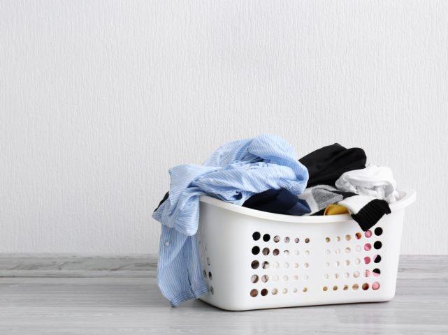 洗濯物 工事