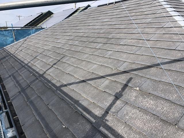 ミサワホーム 屋根塗装