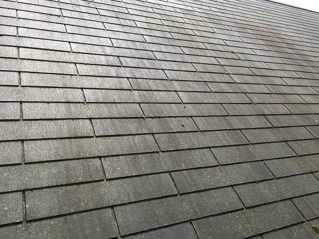 コロニアル屋根