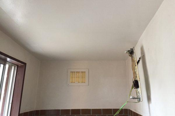 浴室 壁塗装