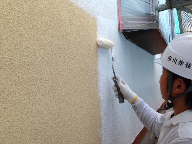 自分で塗装 外壁