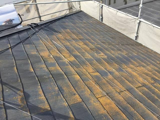 屋根塗装 三島市錦が丘