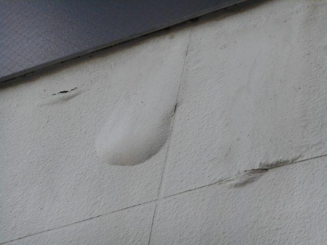 外壁塗装 膨れ