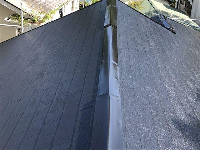 屋根塗装 山中湖