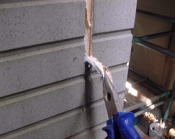 外壁塗装 下地処理