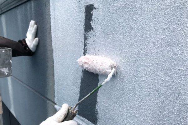 外壁塗装3度塗り