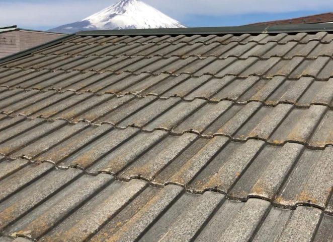 セキスイハイム 屋根塗装