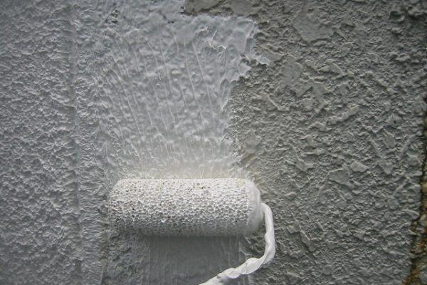 外壁塗装 弾性