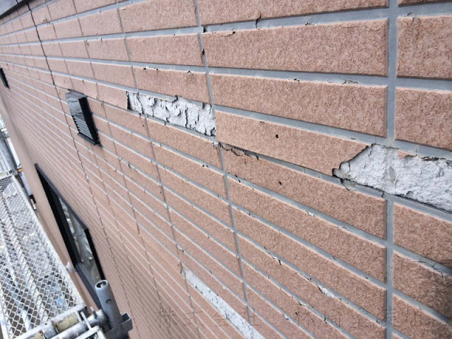 外壁塗装 凍害