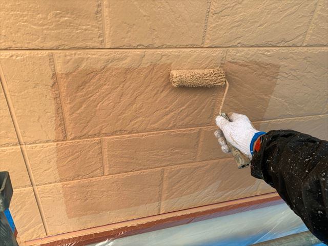 外壁塗装工事