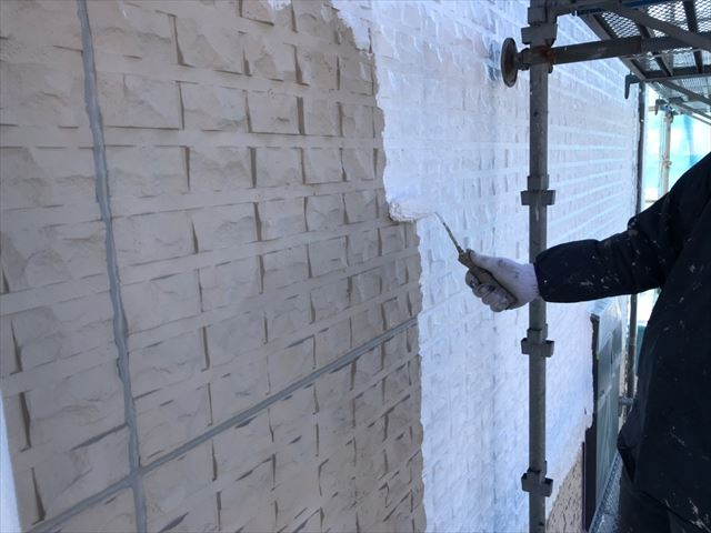 三島市 外壁塗装防水工事
