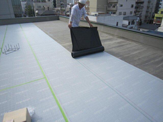 屋根塗装防水 三島市