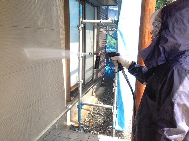 三島市 外壁塗装工事