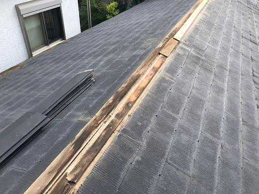 沼津市 屋根カバー工法