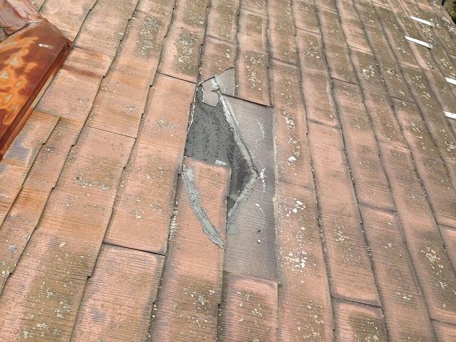 三島市 屋根修理