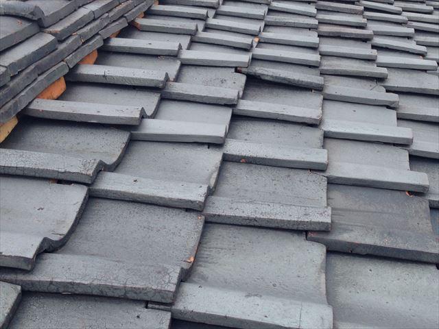 裾野市 屋根葺き直し工事